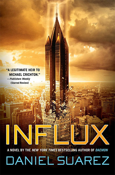 Fox verfilmt den Science Fiction-Thriller INFLUX