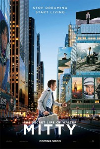 "Poster ""Walter Mitty"""
