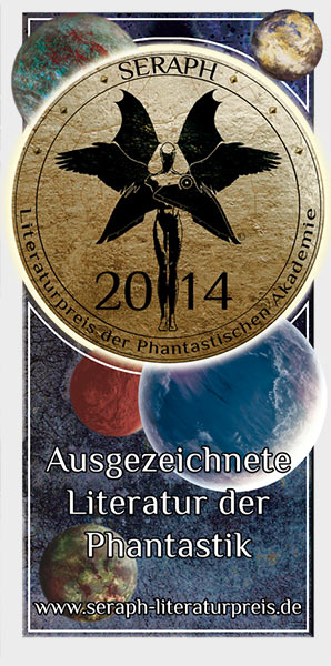 Phantastische Akademie gibt Longlist des SERAPH 2014 bekannt