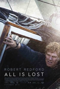 """Poster """"All Is Lost"""""""