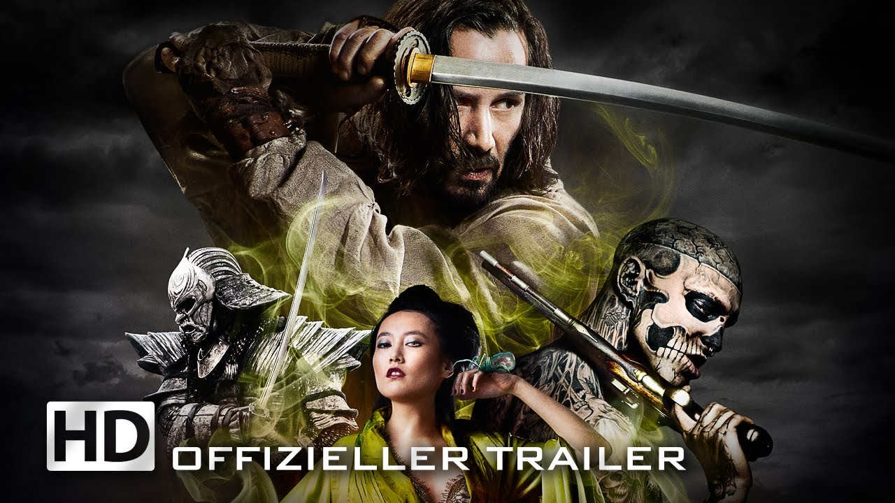 Deutscher Trailer: 47 RONIN
