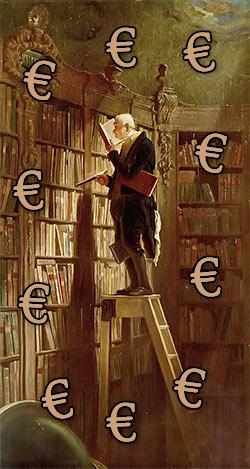 Preiserhöhungen – die feuchten Träume der Buchbranche?