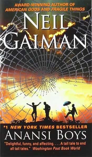 Neil Gaimans ANANSI BOYS wird zur Fernsehserie