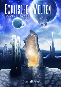 """Cover """"Exotische Welten"""""""