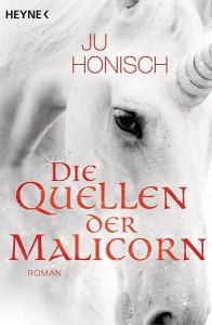 """Cover """"Die Quellen der Malicorn"""""""