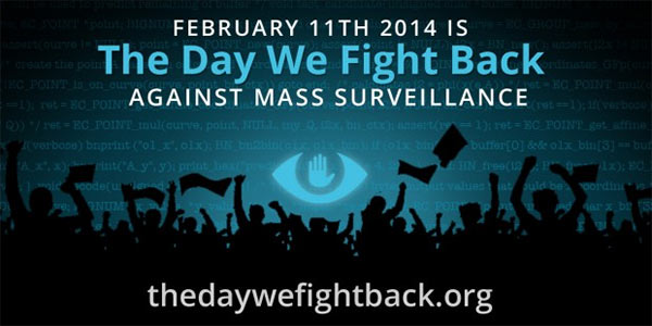 The Day We Fight Back!
