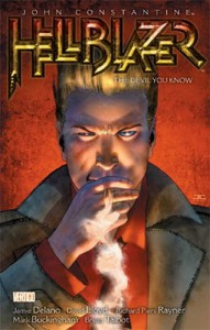 Cover Hellblazer Vol. 2