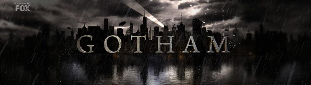 FOX: Presseveröffentlichung und Logo zu GOTHAM