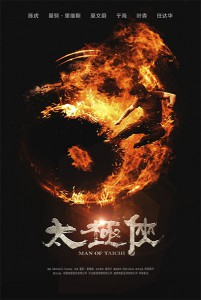 "Poster""Man Of Tai Chi"""