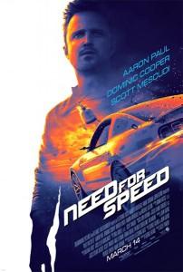 Poster NFS 3D
