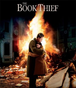 Poster The Book Thief