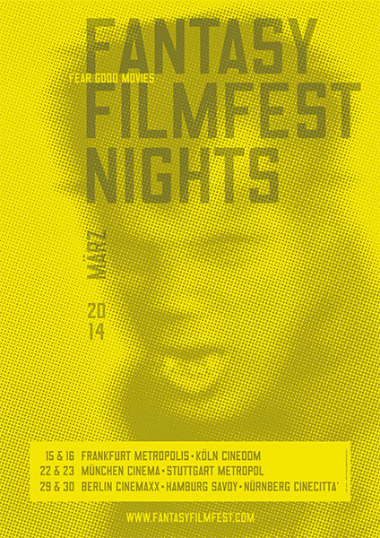 FANTASY FILMFEST NIGHTS 2014