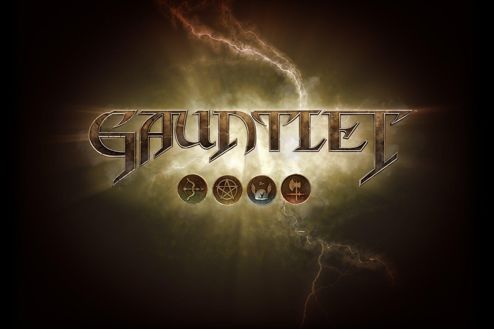 GAUNTLET-Remake