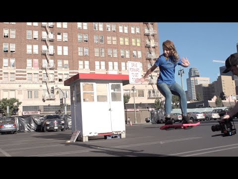 Hoverboard …