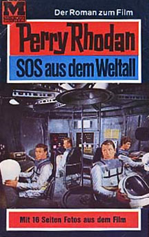 PERRY RHODAN-Planetenroman: SOS AUS DEM WELTALL