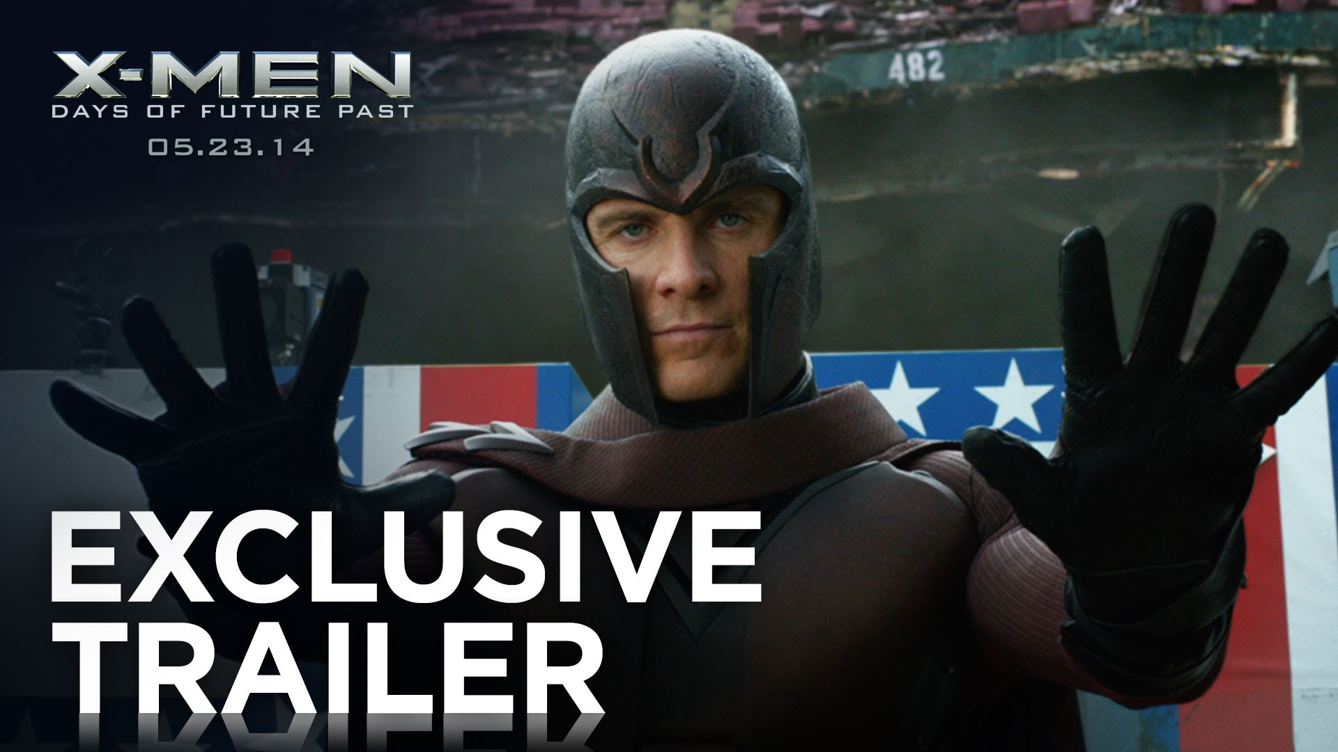 Zweiter Trailer: X‑MEN – DAYS OF FUTURE PAST