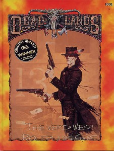 Cover Deadlands