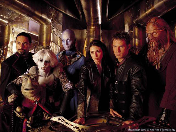 Farscape-Cast