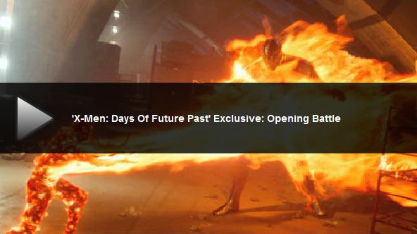 X-MEN: DAYS OF FUTURE PAST – Opening Battle Sequence