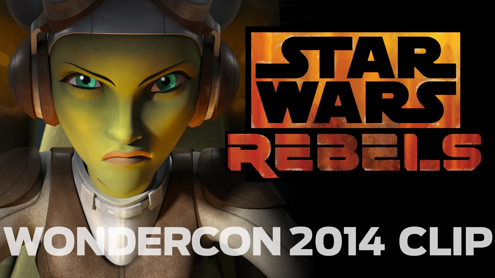 Direkt vom WonderCon: Clip aus STAR WARS REBELS