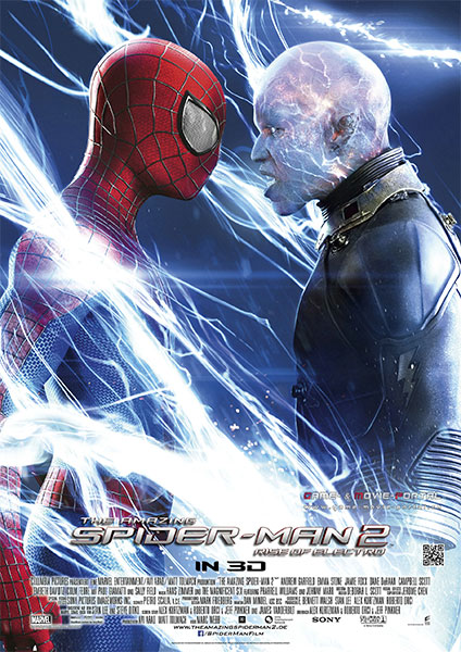 THE AMAZING SPIDER-MAN: RISE OF ELECTRO