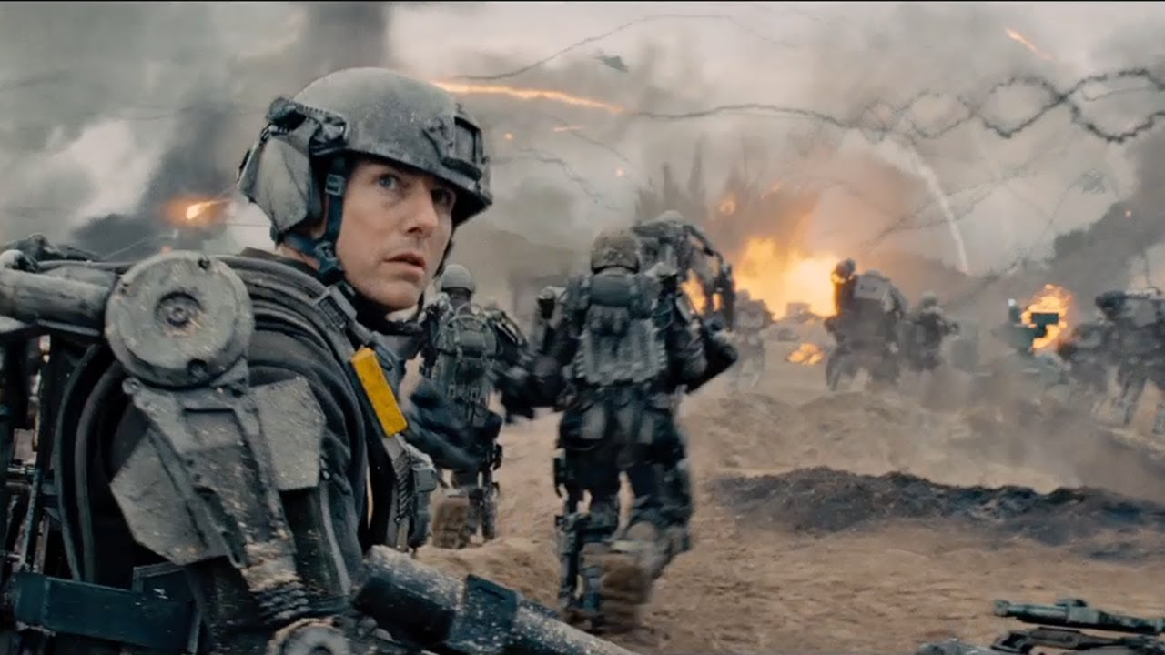 TV-Spot: EDGE OF TOMORROW