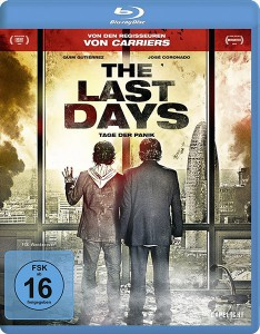 Cover The Last Days