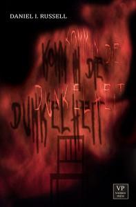 """Cover """"Komm in die Dunkelheit"""""""