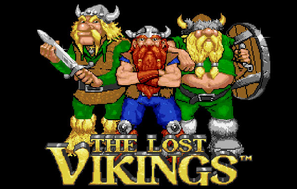 Titelbild Lost Vikings