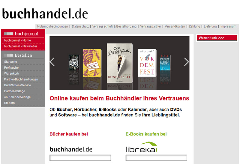 Revisited: buchhandel.de