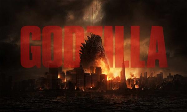 """Poster """"Godzilla"""""""