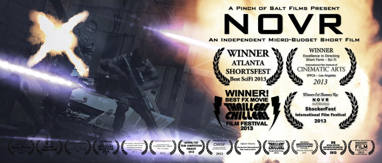 Großartiger Science Fiction-Kurzfilm: NOVR