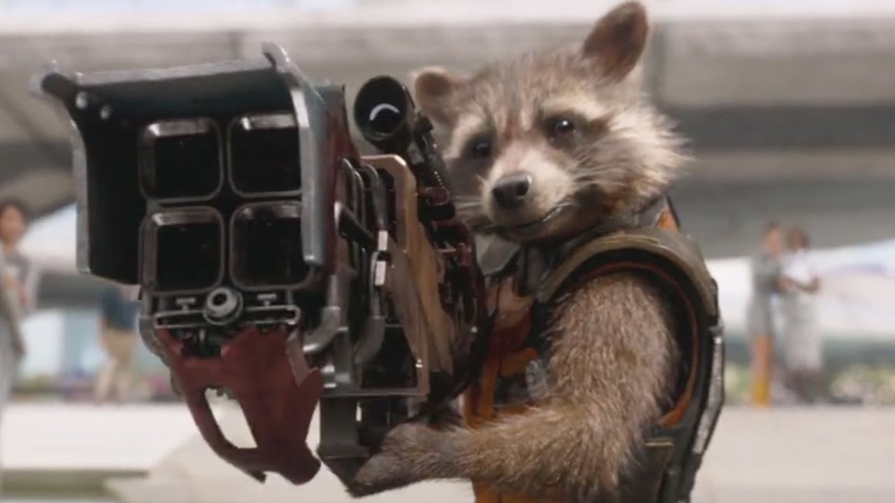 Noch ein Trailer: GUARDIANS OF THE GALAXY