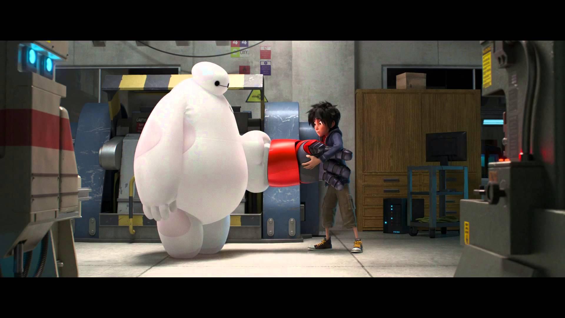 Trailer für Disneys BIG HEROSIX
