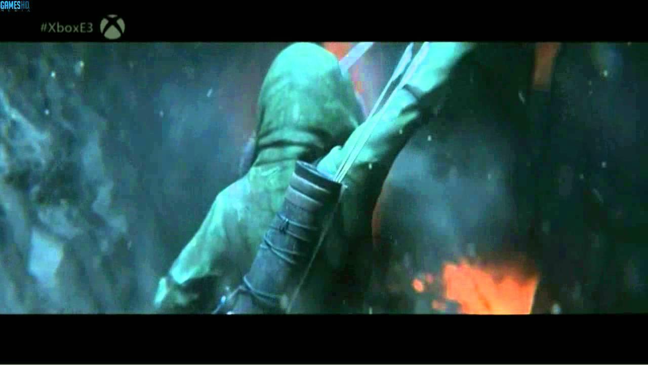 E3: Trailer zu RISE OF THE TOMB RAIDER