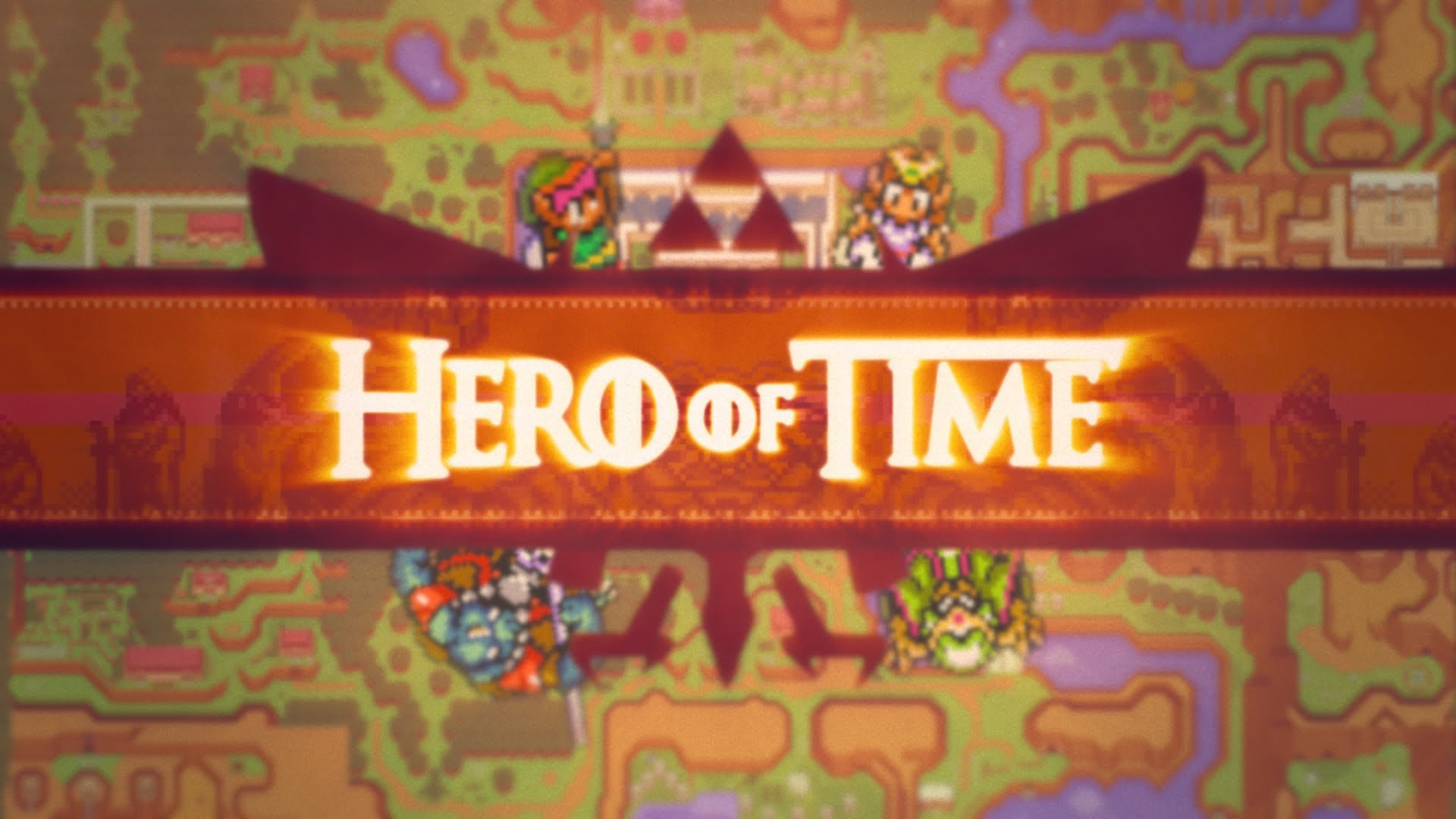 Grandios: GAME OF THRONES-Intro – ZELDA-Style