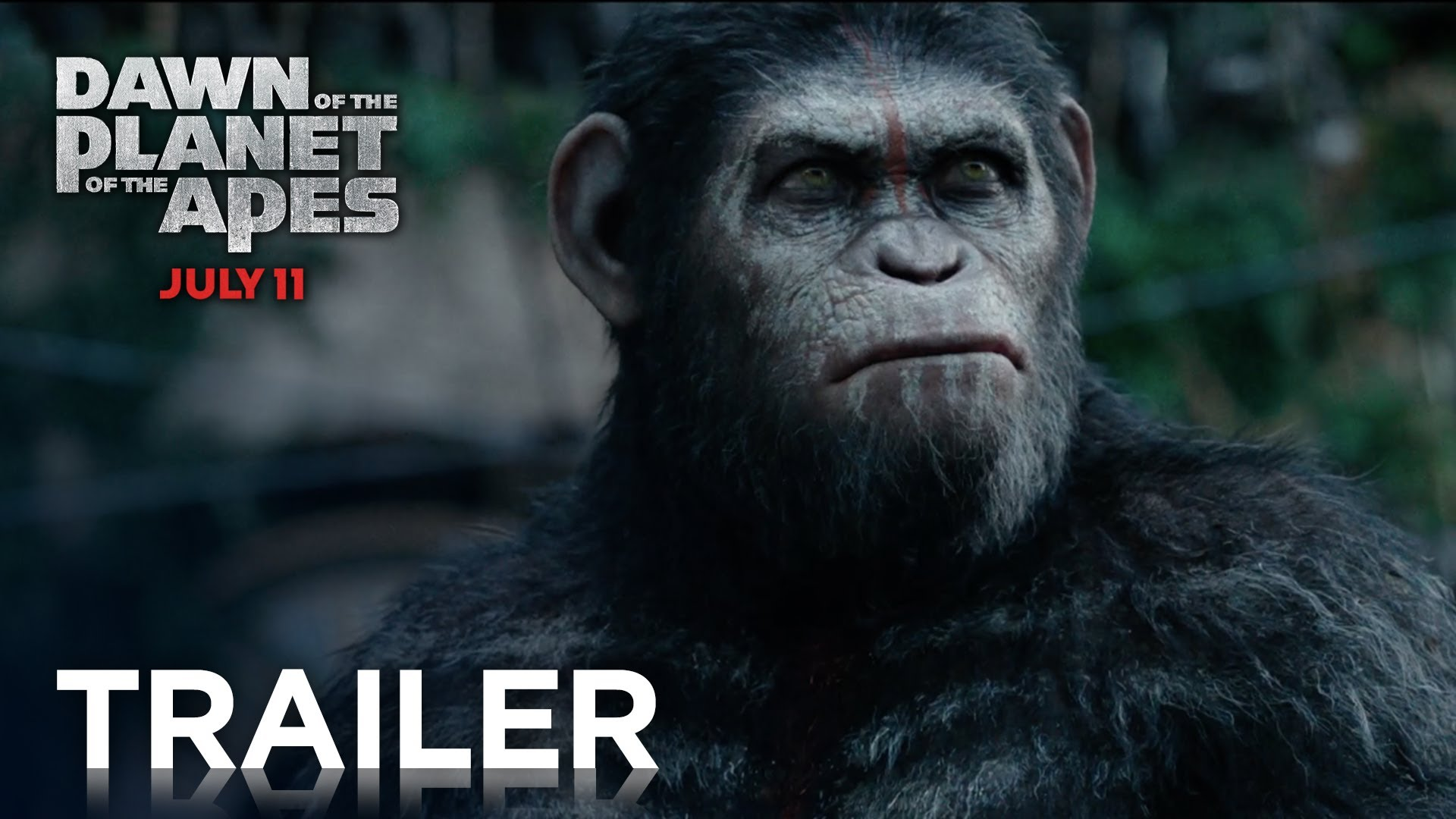 Letzter Trailer: DAWN OF THE PLANET OF THE APES