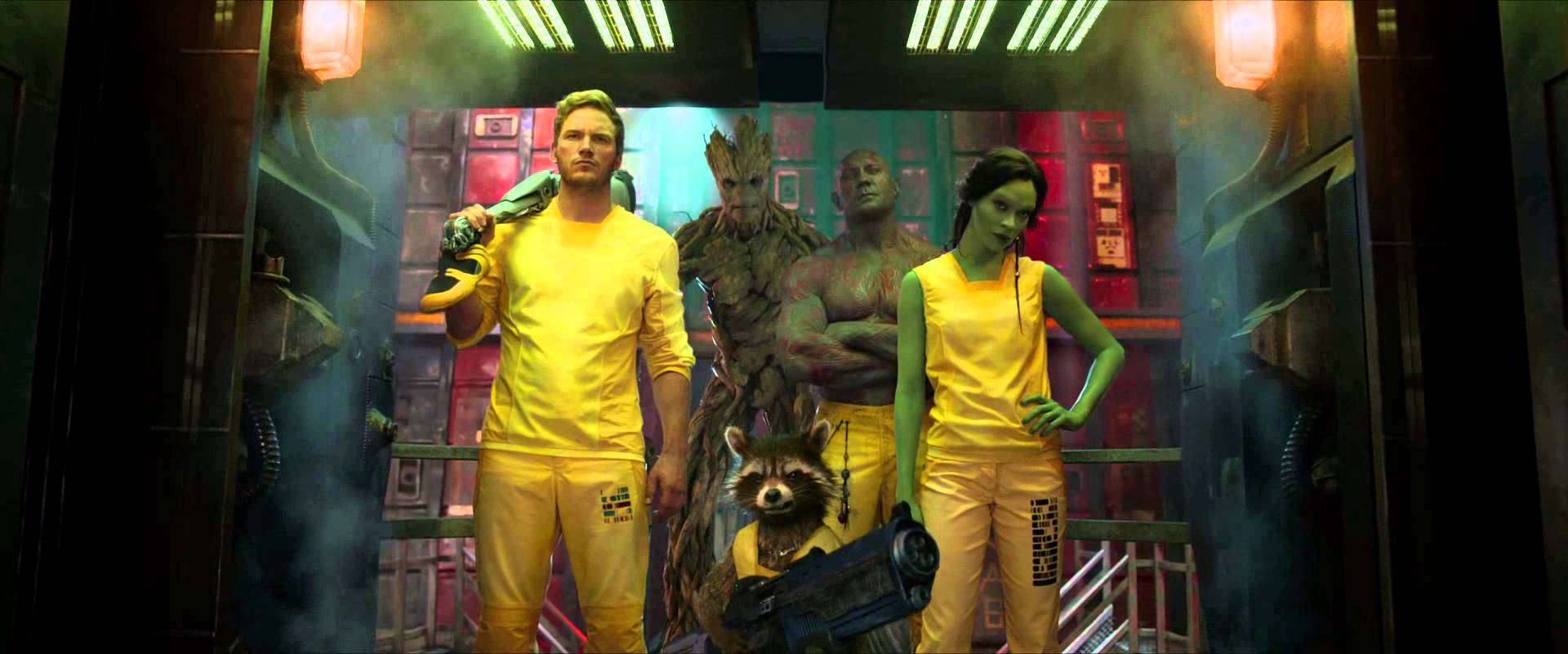 Neuer TV-Spot: GUARDIANS OF THE GALAXY