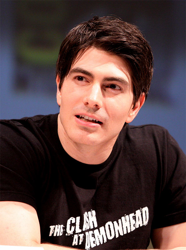 Brandon Routh ist THE ATOM