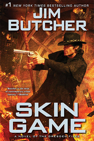 Jim Butcher – The Dresden Files 15 – SKIN GAME