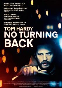 "Poster ""No turning back"""