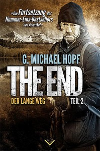 Cover The End 2 - Der Lange Weg