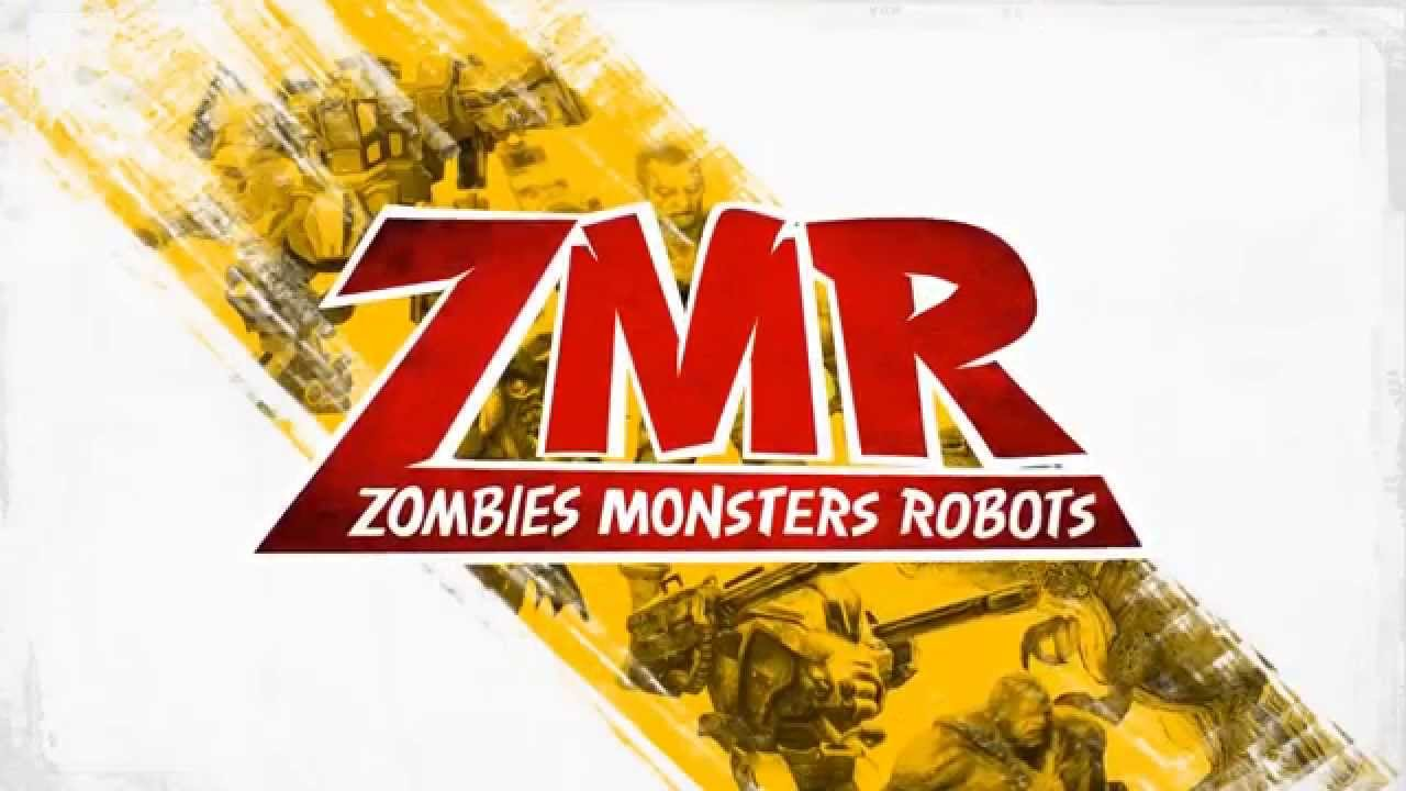 Abgefahrener Trailer: ZOMBIES MONSTERS ROBOTS