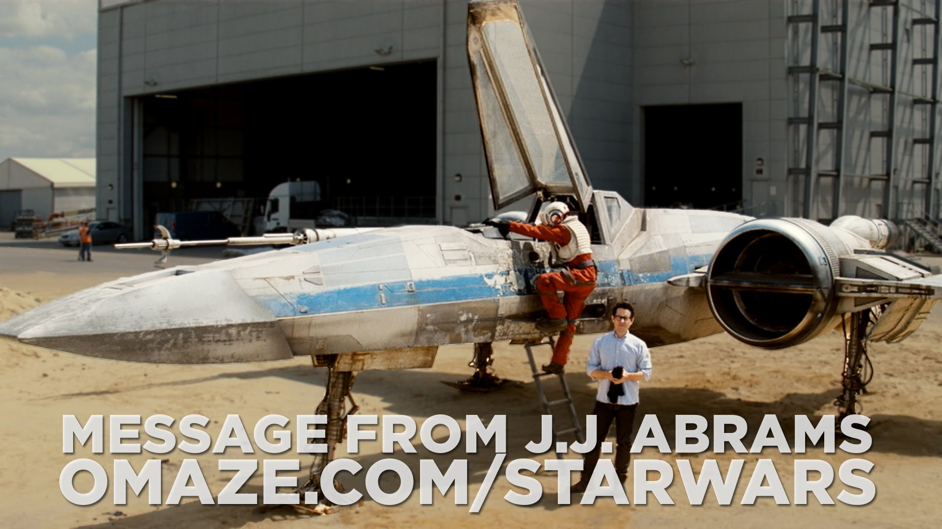 STAR WARS – EPISODE VII – Force For Change: Update von J. J. Abrams