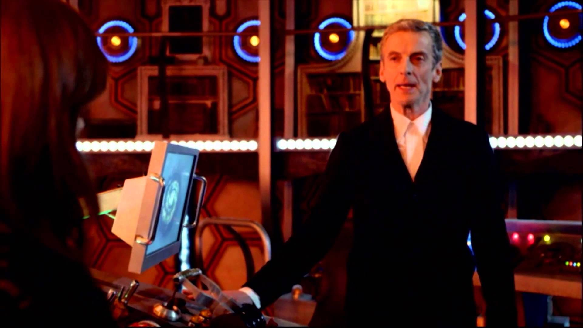 Trailer: DOCTOR WHO Staffel acht