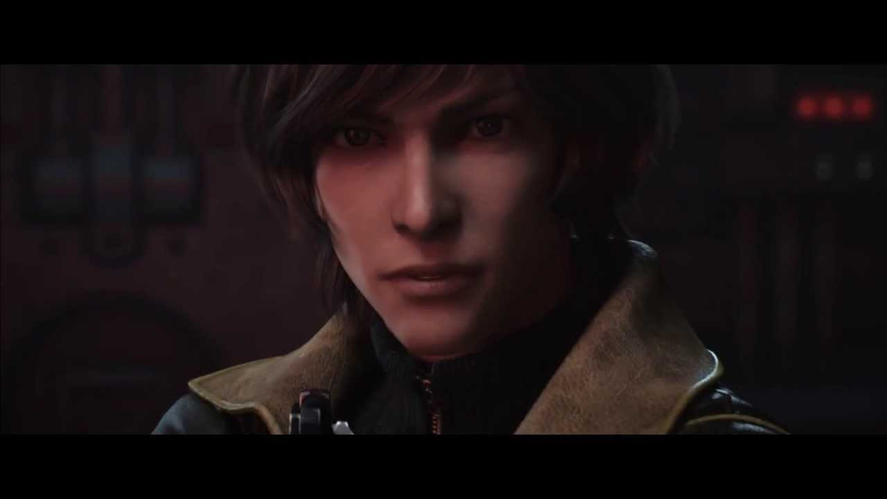Wow! Trailer: SPACE PIRATE CAPTAIN HARLOCK