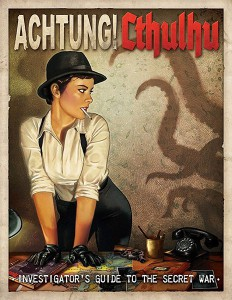 Achtung! Cthulhu Investigators Guide