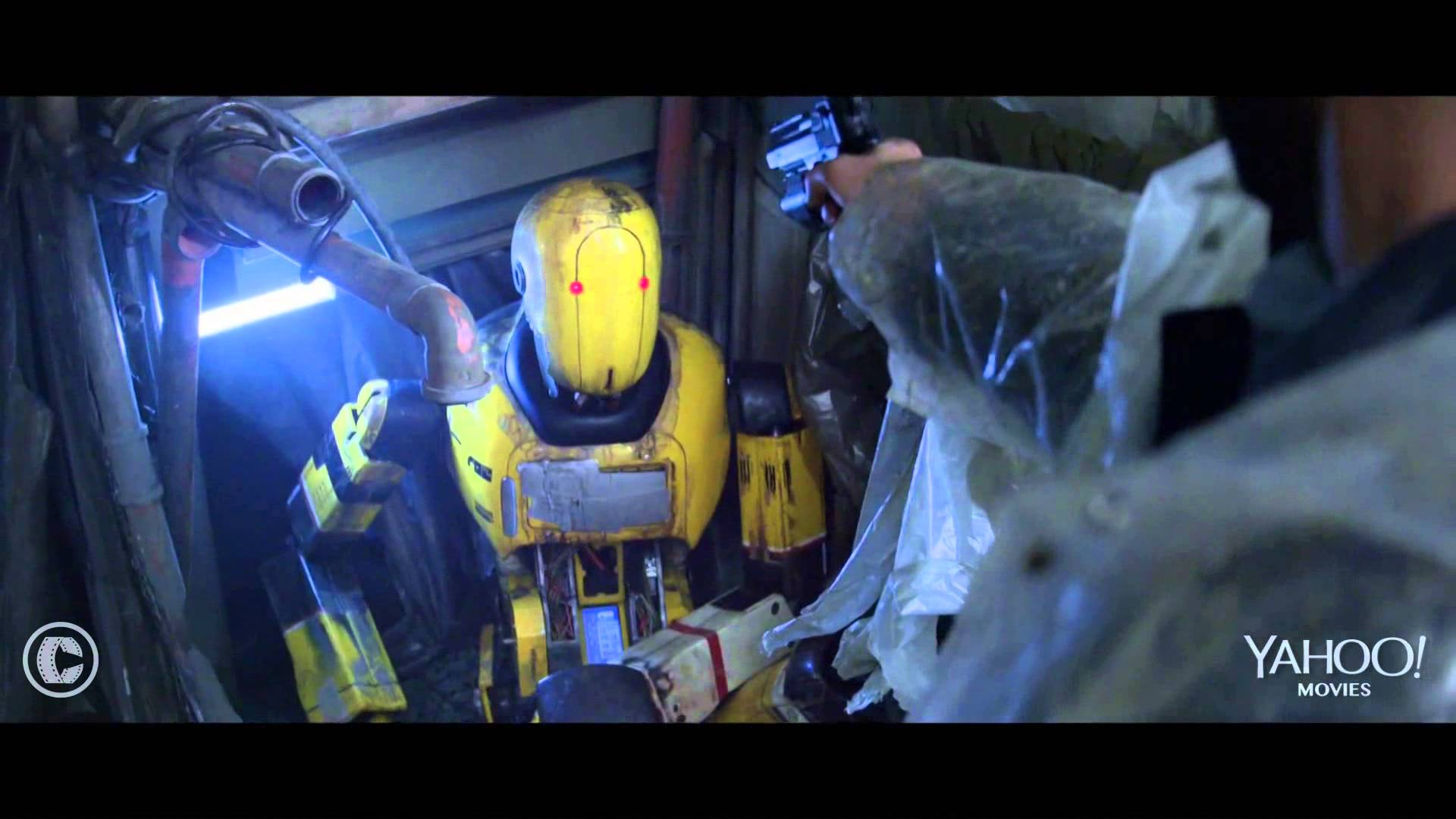 Antonio Banderas im Science Fiction-Film AUTOMATA