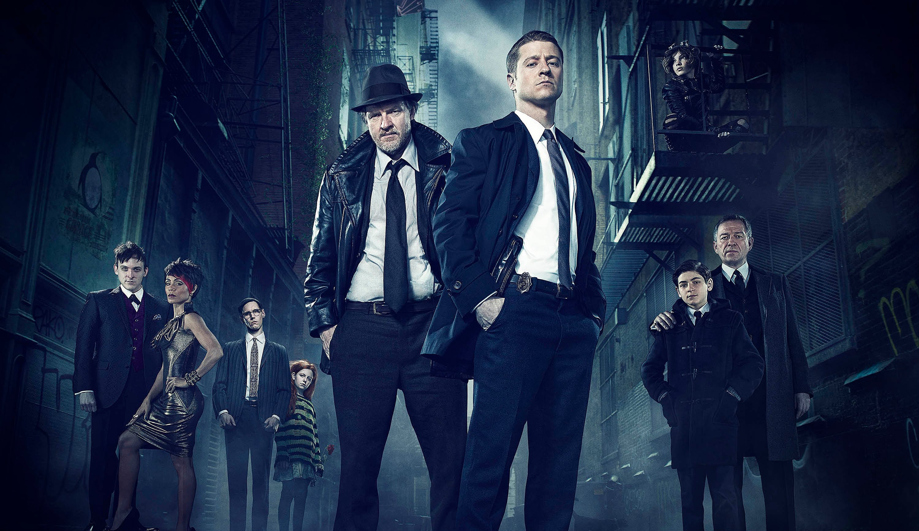 Exklusives Preview: GOTHAM