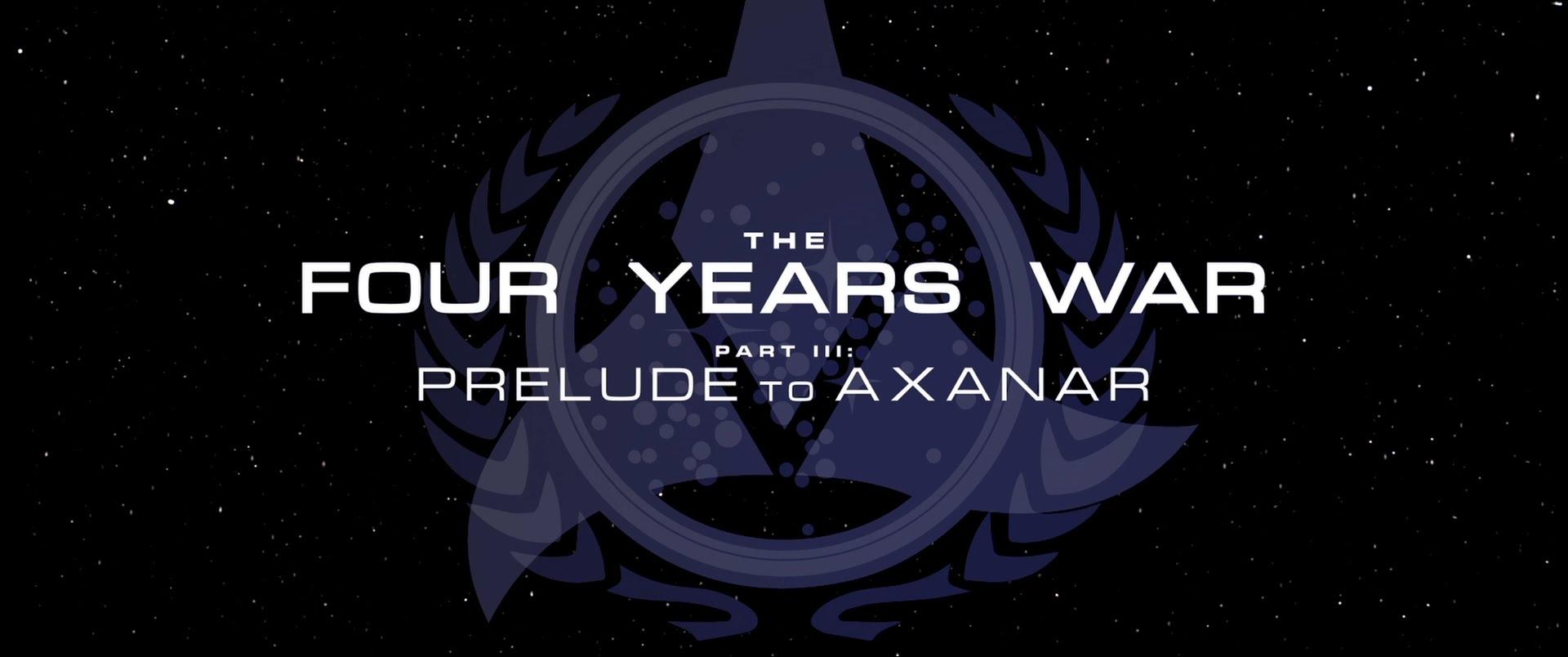 STAR TREK-Kurzfilm: PRELUDE TO AXANAR